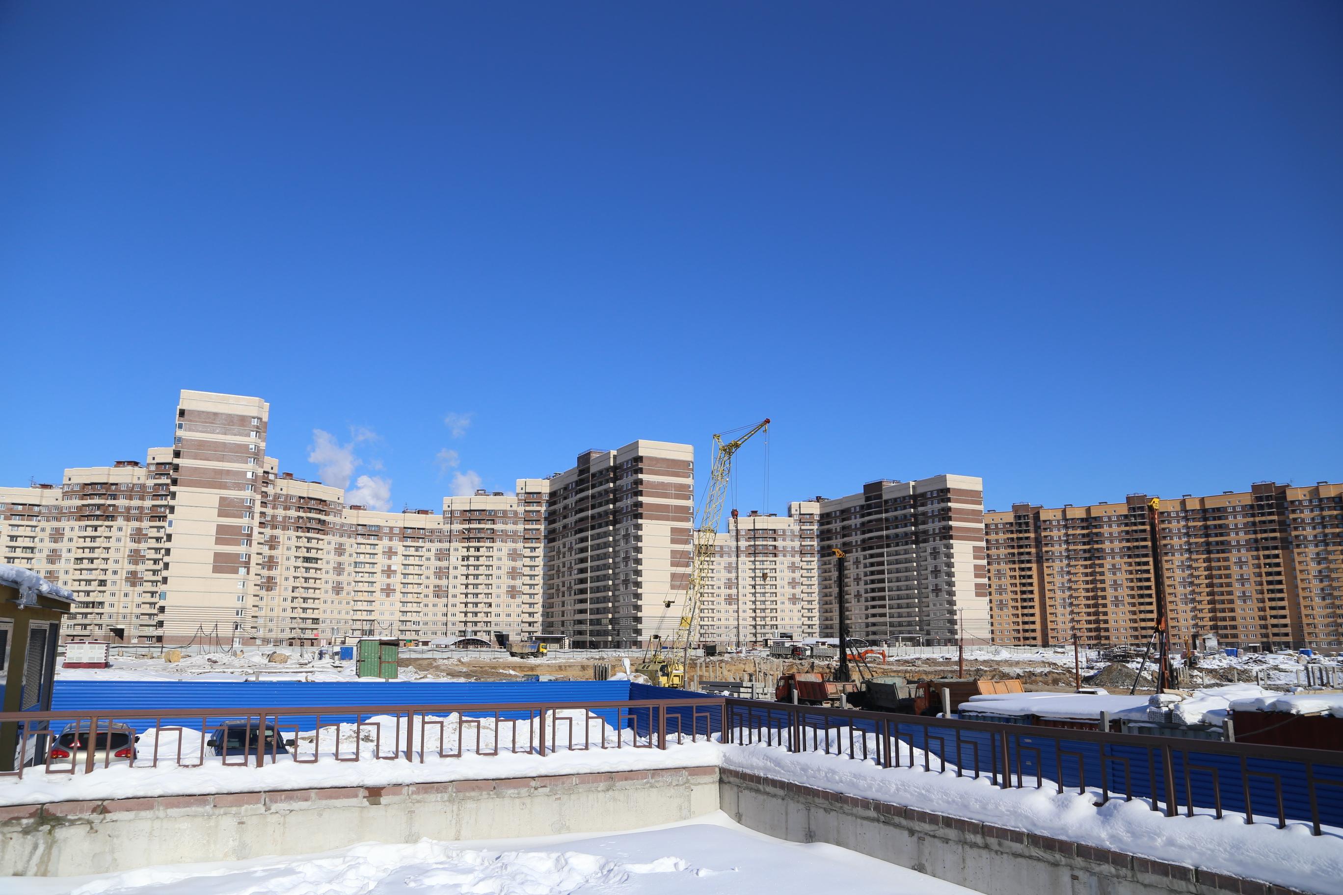 Цены на недвижимость в СПб этой весной