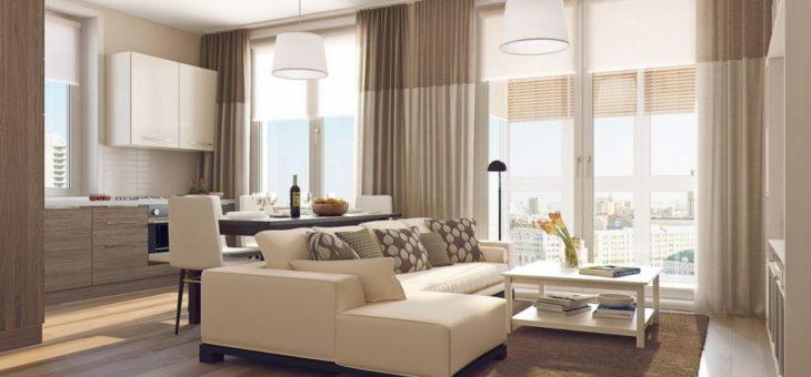 Как увеличить жилую площадь в квартире
