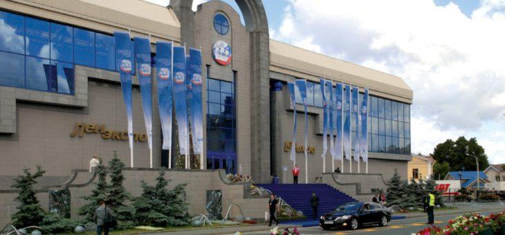 Газпром застроит Ленэкспо