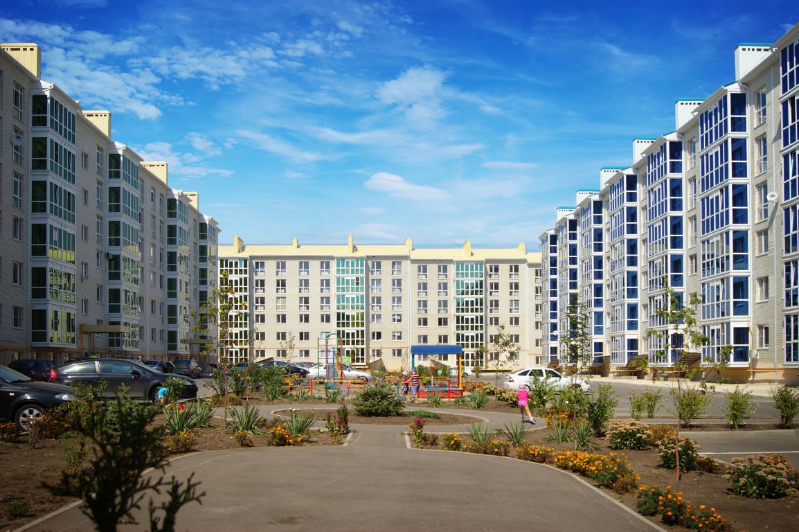 Недвижимость в России дорожает